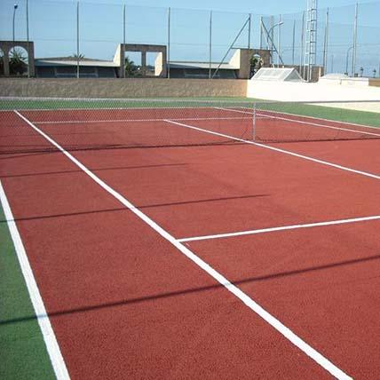 Pista tenis (Llum natural)