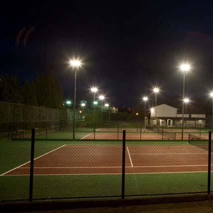 Pista tenis (Llum artificial)